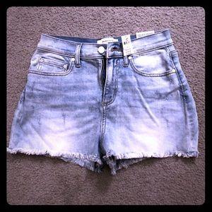 PINK Victoria Secret jean shorts
